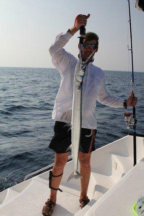 Рыба - игла