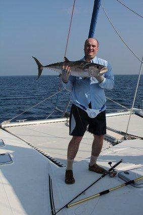 Собакозубый тунец