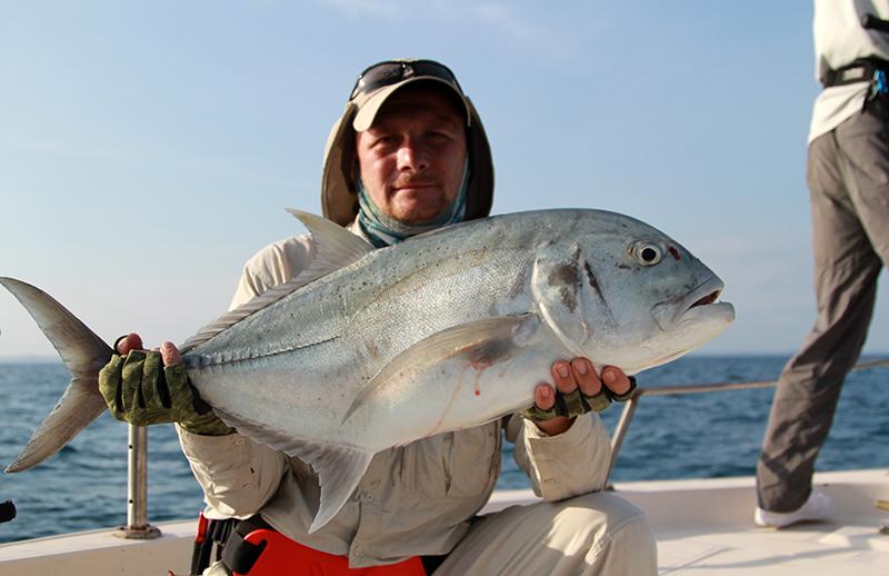 И первая, и последняя рыбы – за Иваном